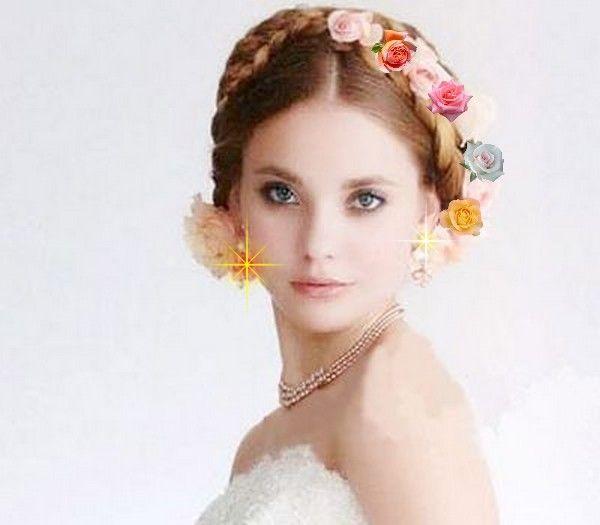 #Bridal #Hair Style