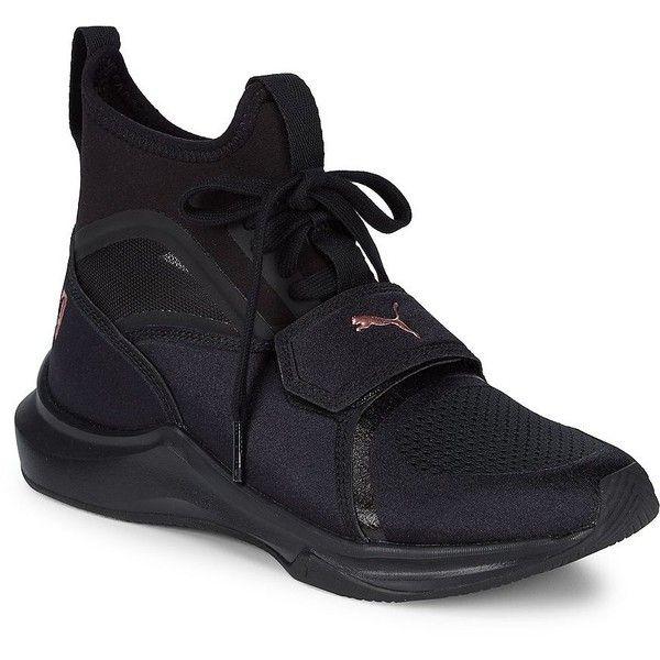 Puma Mujer Phenom Training Zapatos (1)    liked on Polyvore 388075