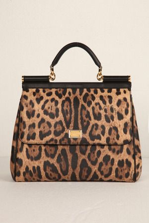 04ab6007973 Dolce   Gabbana . animalier   Fashion Accessories   Handbags, Bags ...