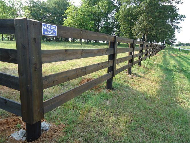 Bestline Fence Home Huntsville Al Backyard Fences Front Yard Fence Fence Design