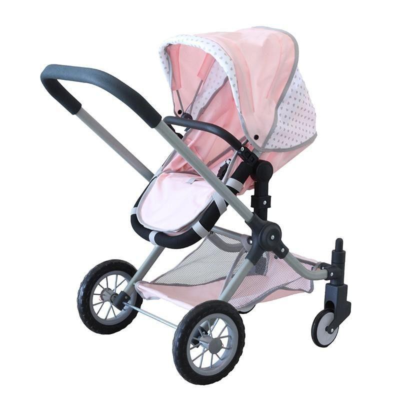 Nuevo coche y silla de mu eca 3 en 1 decuevas toys - Silla paseo munecas ...