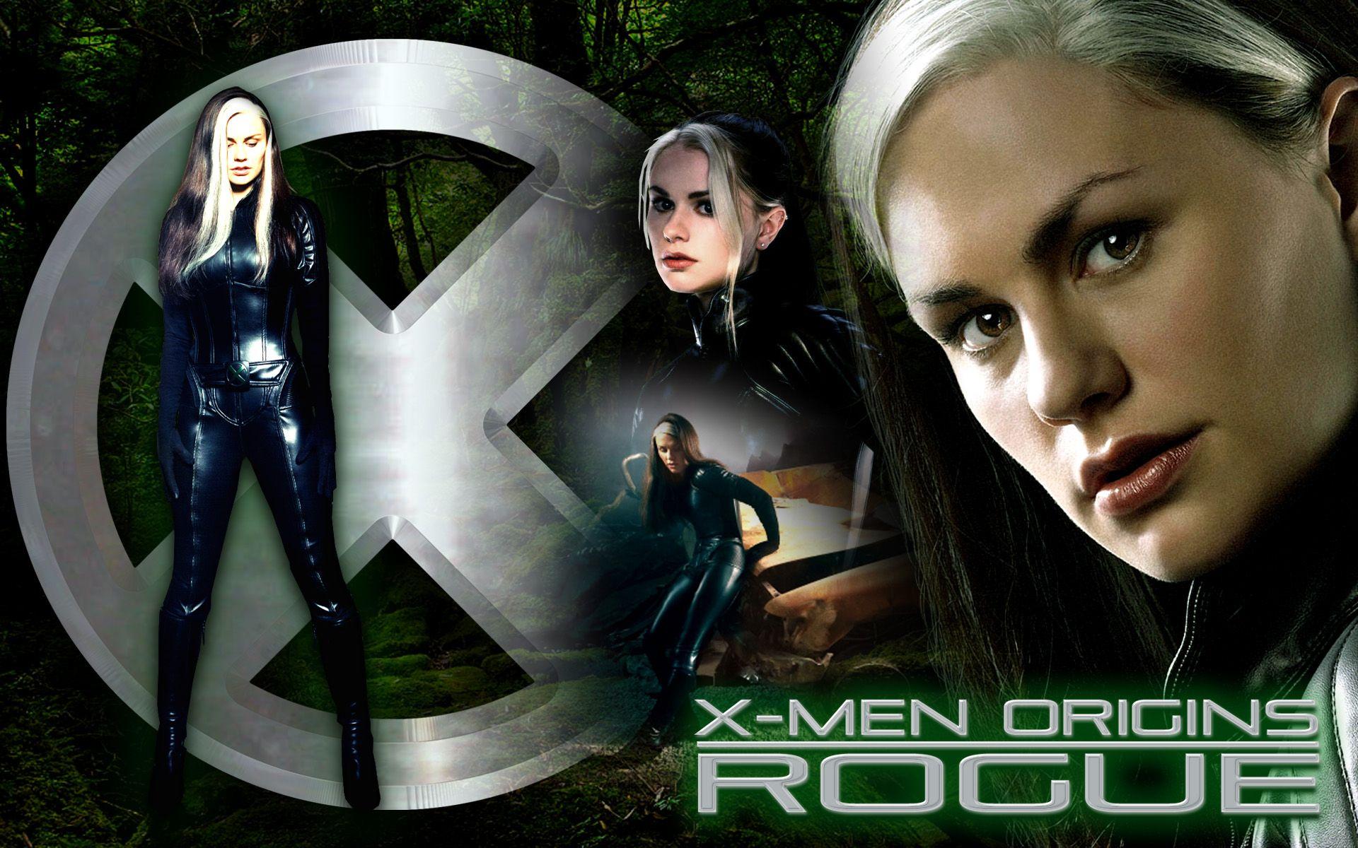 Marvel X Men Rogue Movie Wallpaper