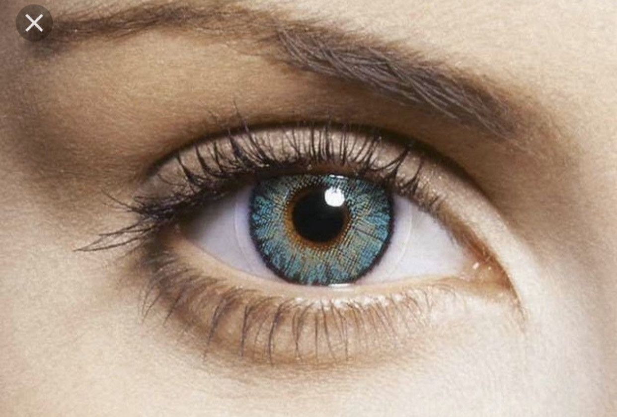 Color contact lenses online shop - Turquoise