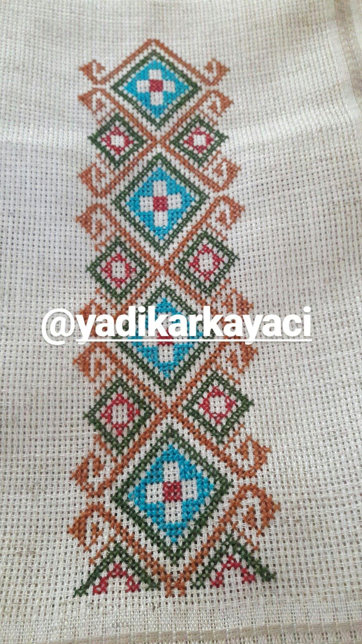 Pin de Havva Aydogan en havva | Pinterest | Punto de cruz, Puntos y ...