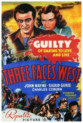 Watch Three Faces West Full-Movie Streaming