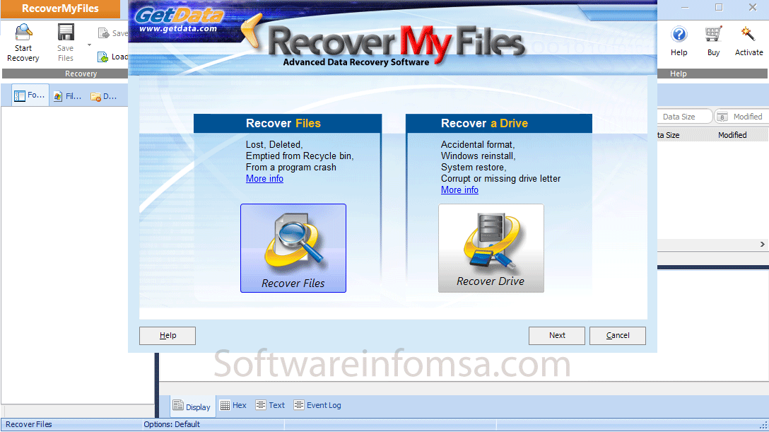 Recover My Files 6 3 2 2552 Review 2019 Data Recovery System Restore Software