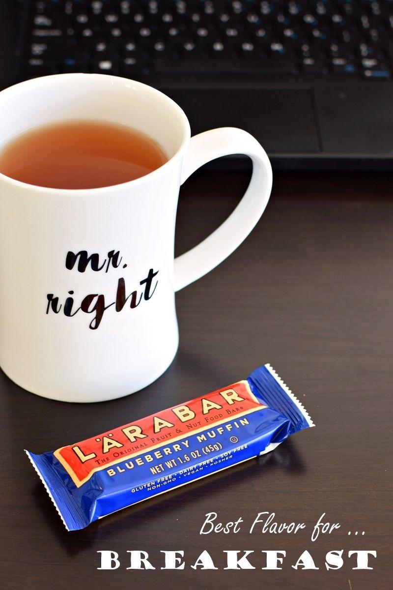Best Larabar Flavors for Fitness, Breakfast and Anytime Snacking (dairy-free, gluten-free, vegan) #FoodMadeFromFood @larabar #ad
