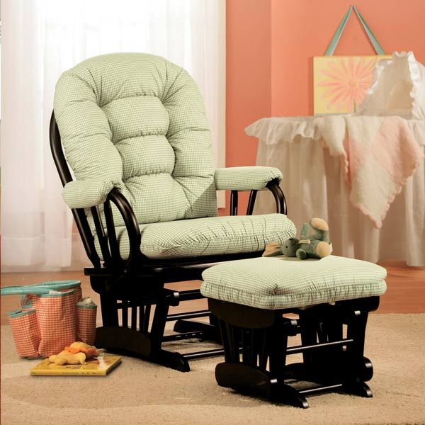 Best Glider Chairs Folding With Footrest Rockers Sona Storytime Series Only Espresso Finish