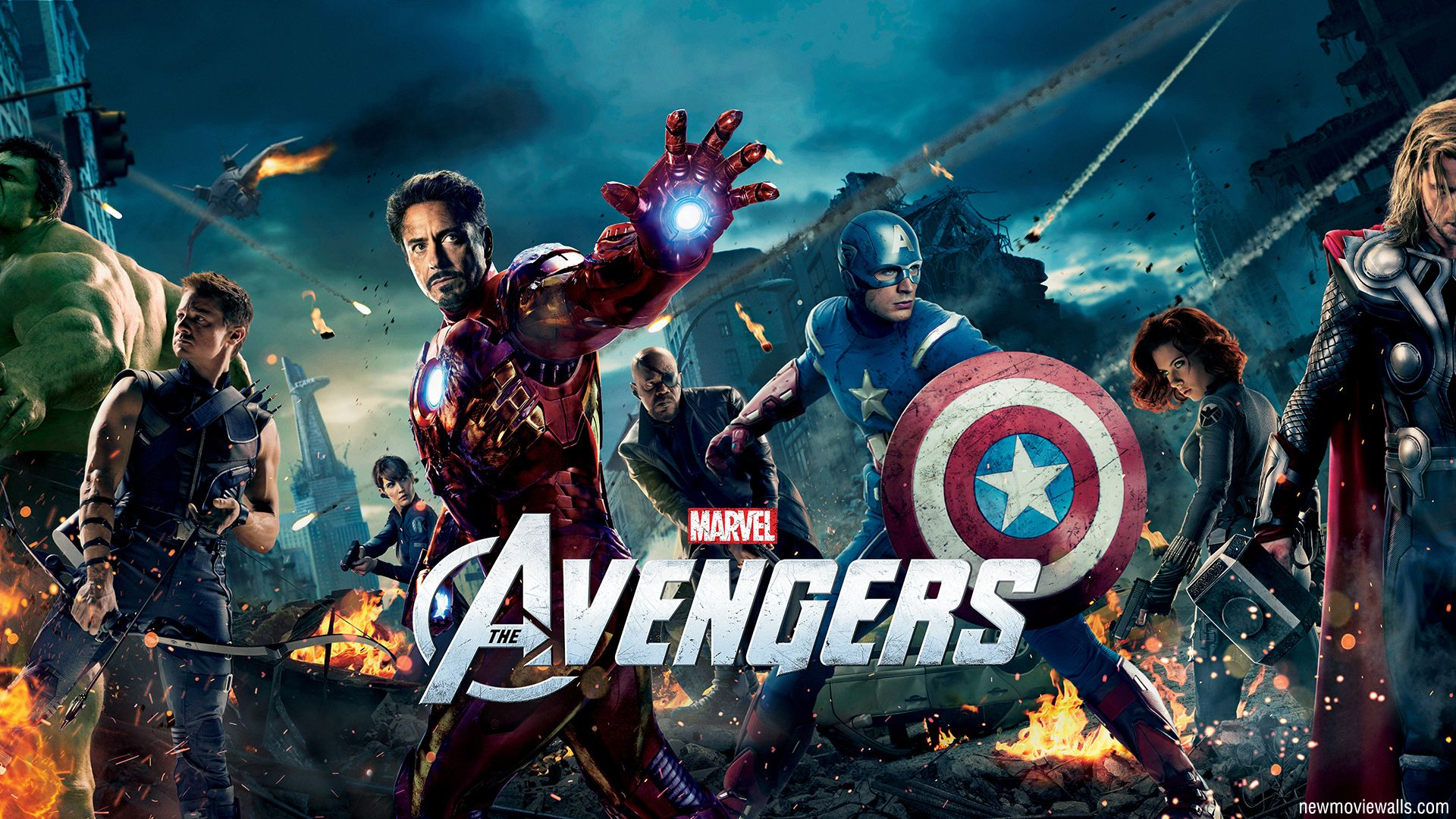 marvel film wallpapers