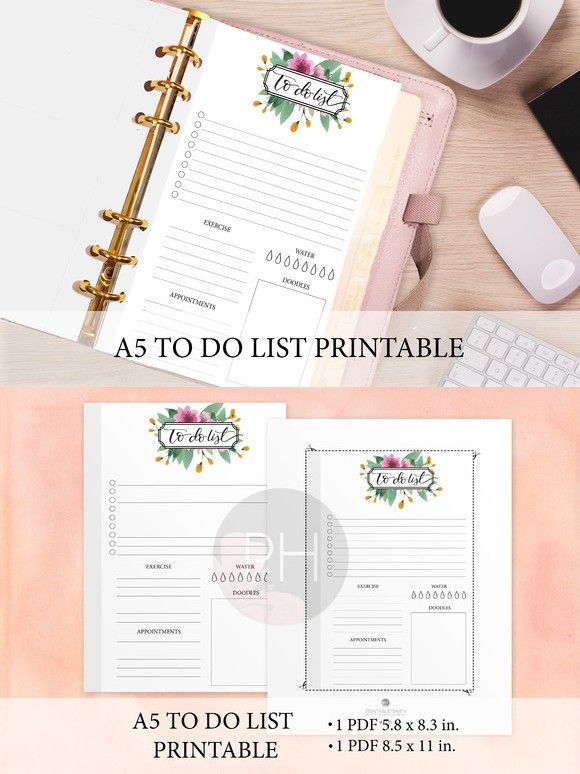 a5 planner template - Apmayssconstruction