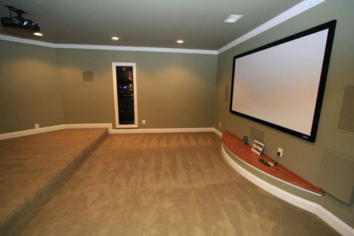 Basement Designs to Suit Every Lifestyle Custom home with a home