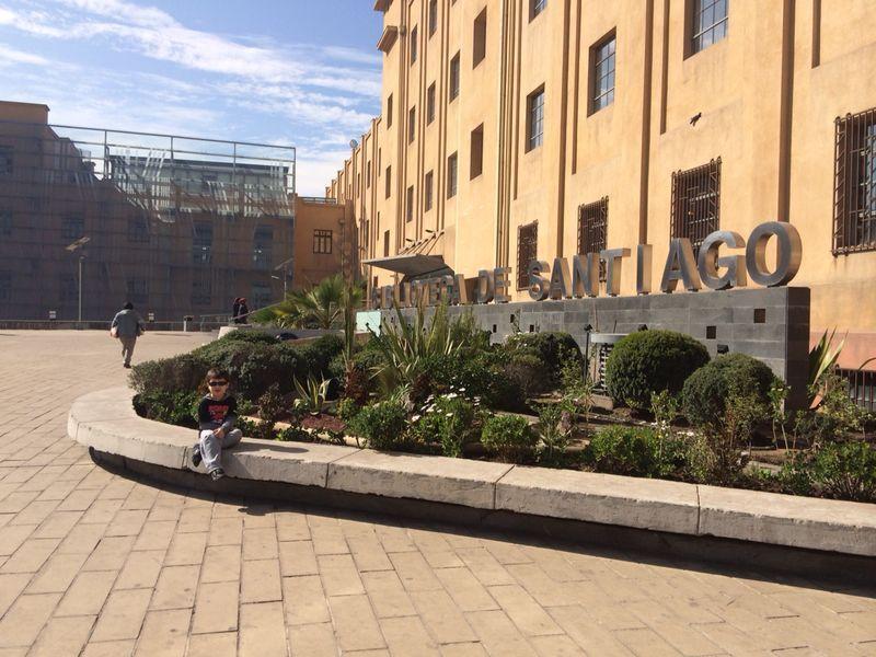 Biblioteca Nacional en Matucana