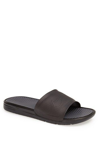 926e29e41 Nike  Benassi Solarsoft  Slide available at  Nordstrom