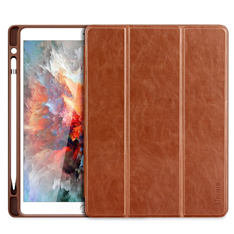 For Ipad Pro 10 5 Case Leather Slim Smart Cover W Pencil Holder Wake Sleep Function For Apple Ipad Pro 10 5 Inc Ipad Pro Apple Pencil Holder Ipad Accessories
