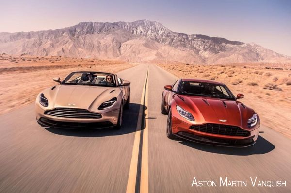 Aston Martin Vanquish Price 297775 Vanquish