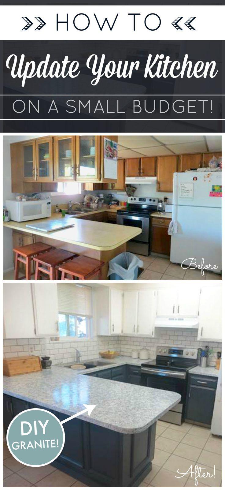 All Round DIY Kitchen Ideas 5 | Küche