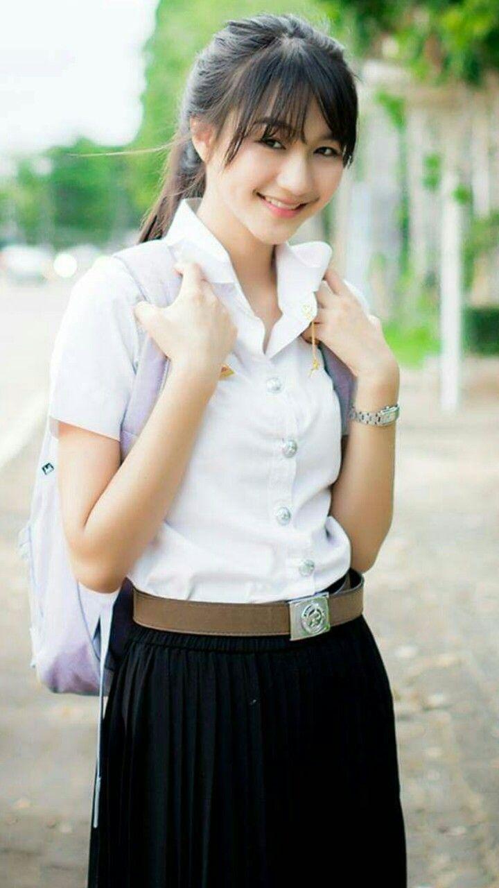 Girls thai college Thai Girls