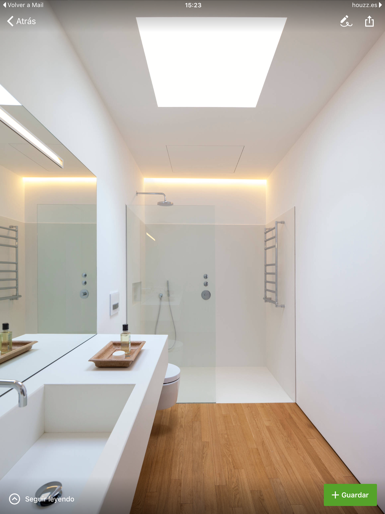 Contemporary Powder Rooms