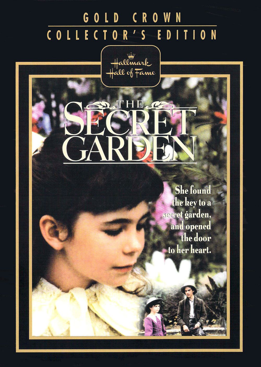 Details about THE SECRET GARDEN (1987) NEW SEALED DVD in