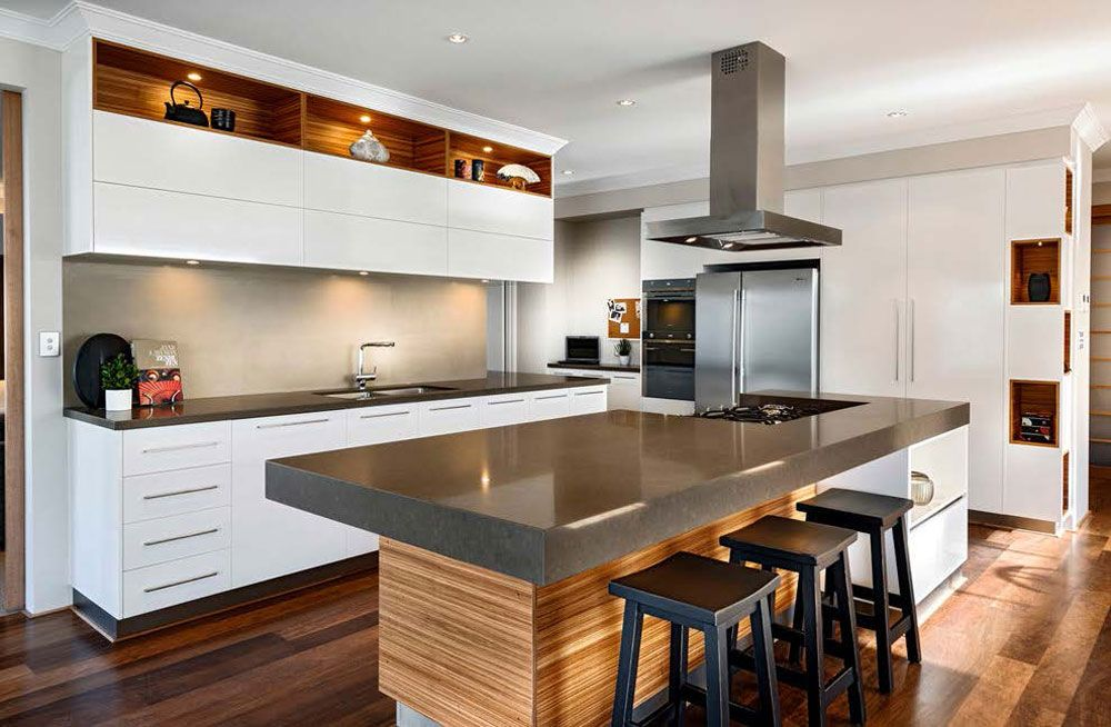 Tips And Guidelines For Decorating Above Kitchen Cabinets (2) | OPEN ...