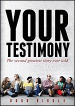 Everyone who has put his or her faith in Jesus Christ has a unique story to tell. All God asks us to do is tell that story to others. What makes your story so unique is that there is not another story like it in the universe.  Whether you are working through this individually or as part of a group, this study will help you craft your personal story so that others can benefit from your experience being saved by the creator of the universe.