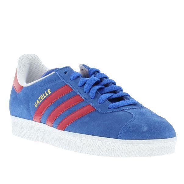 Adidas - Gazelle II - Blue Red - Mens