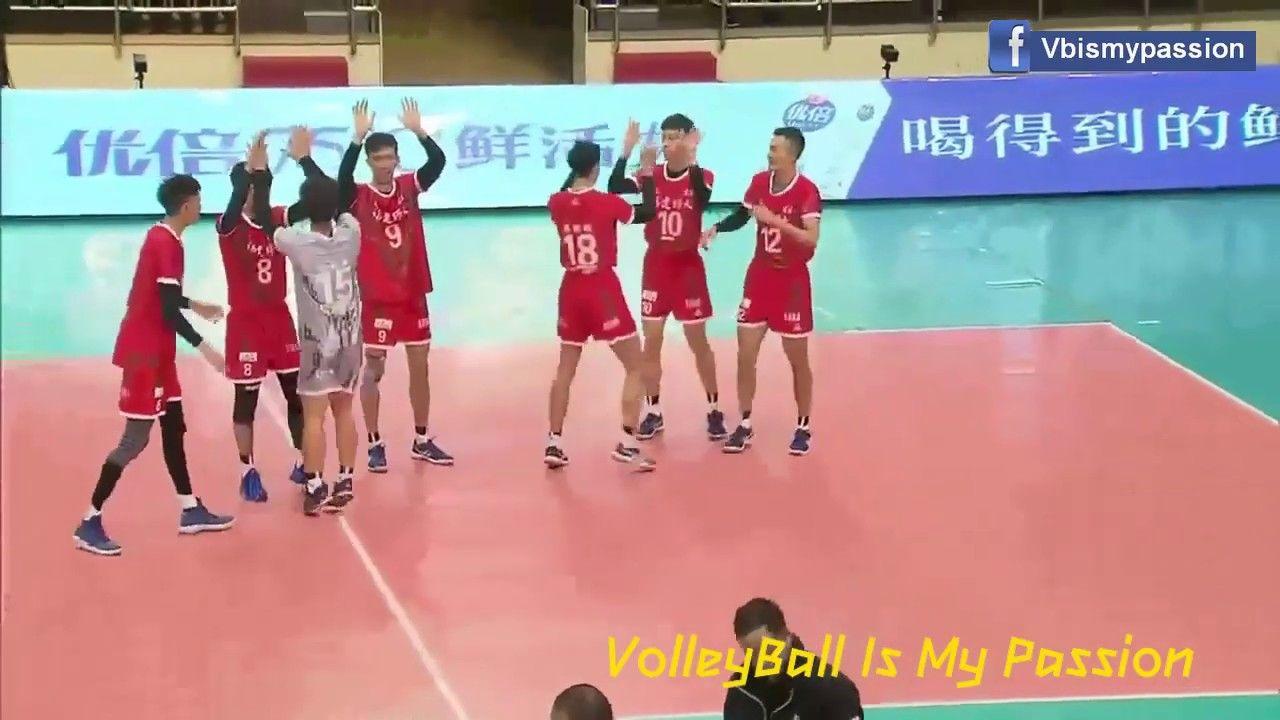 Fujian Vs Liaoning 30 12 2018 China Men S Volleyball League 2018 2019