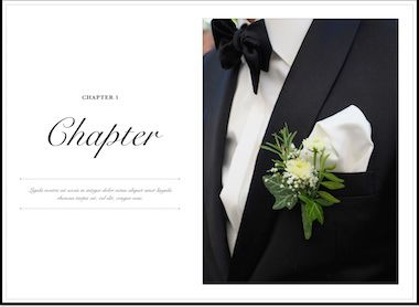 Create Your Own Wedding Photo Al With Drag And Drop Easy Templates For Ibooks Author Books Alore Digital Or Print