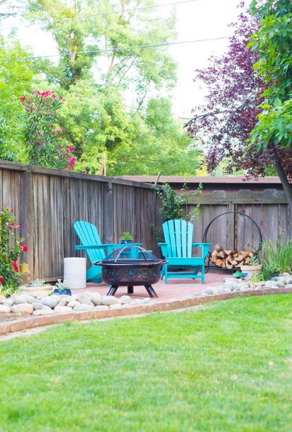 20 Simple Backyard Design Ideas Small Backyard Landscaping Diy Backyard Backyard Playground