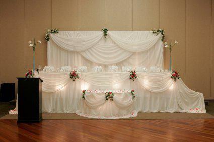 Stage Decoration 1