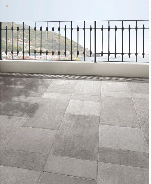 Biarritz Exterior Slip Resistant Porcelain Tile In 16x32 16x16 And 8x16 Sizes Exterior Tiles Lanai Patio Outdoor Porcelain Tile