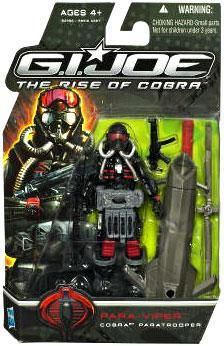 Gi joe the rise of cobra para viper 375 action figure hasbro toys gi joe the rise of cobra para viper 375 action figure hasbro toys toywiz voltagebd Choice Image