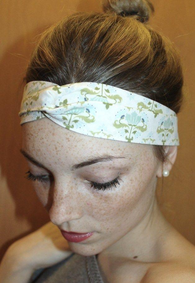 Turban Haarband in Ethnostil. Perfekt für deinen Sommerstyle.