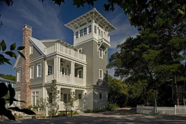 Seaside FL Palladio Award Winning Cottage By Architect Leo Casas