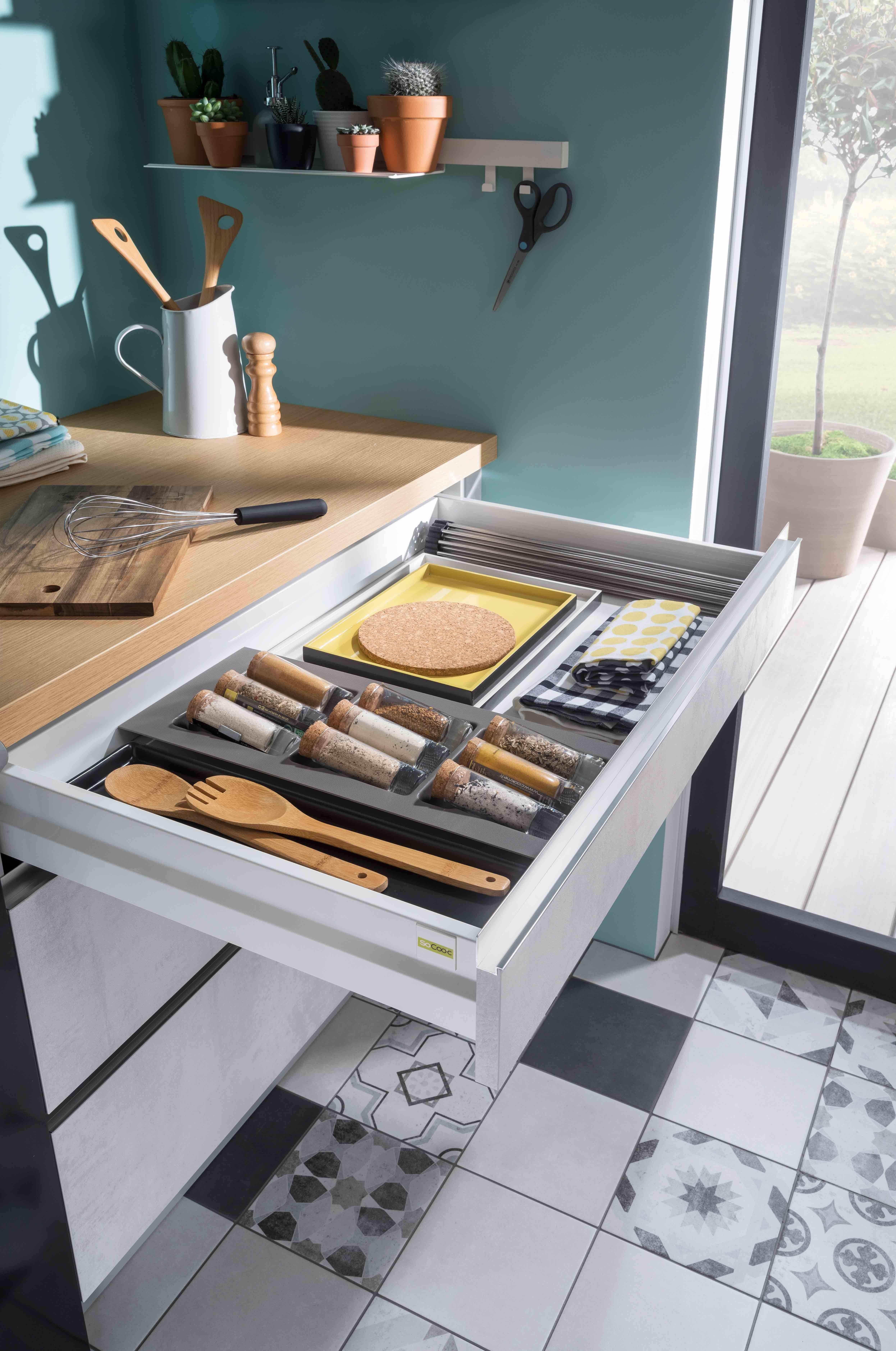 Accessoires Pour Cuisine Aménagée modulo, l'accessoire malin pour votre cuisine équipée