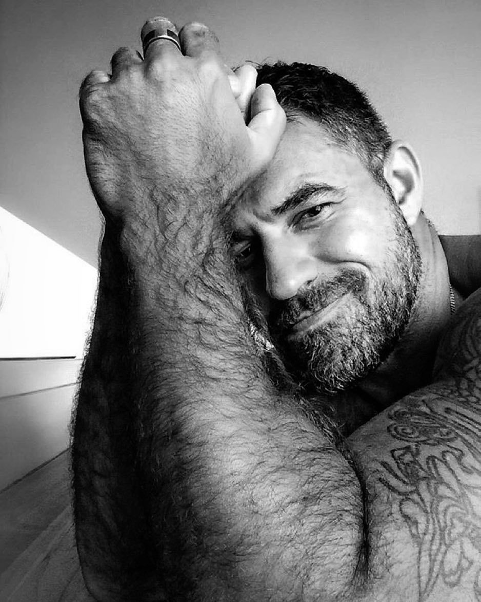 Being Hairy Can Be Good For You, Man Or A Woman