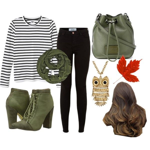 Fall Walk in the Park by zachariah-miller on Polyvore featuring polyvore, fashion, style, Michael Antonio, Marc by Marc Jacobs and Arizona