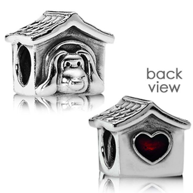 Pandora Doghouse Charm...this one is my favorite. Got it for my two doggies...reminds me of Cracker Jack :)