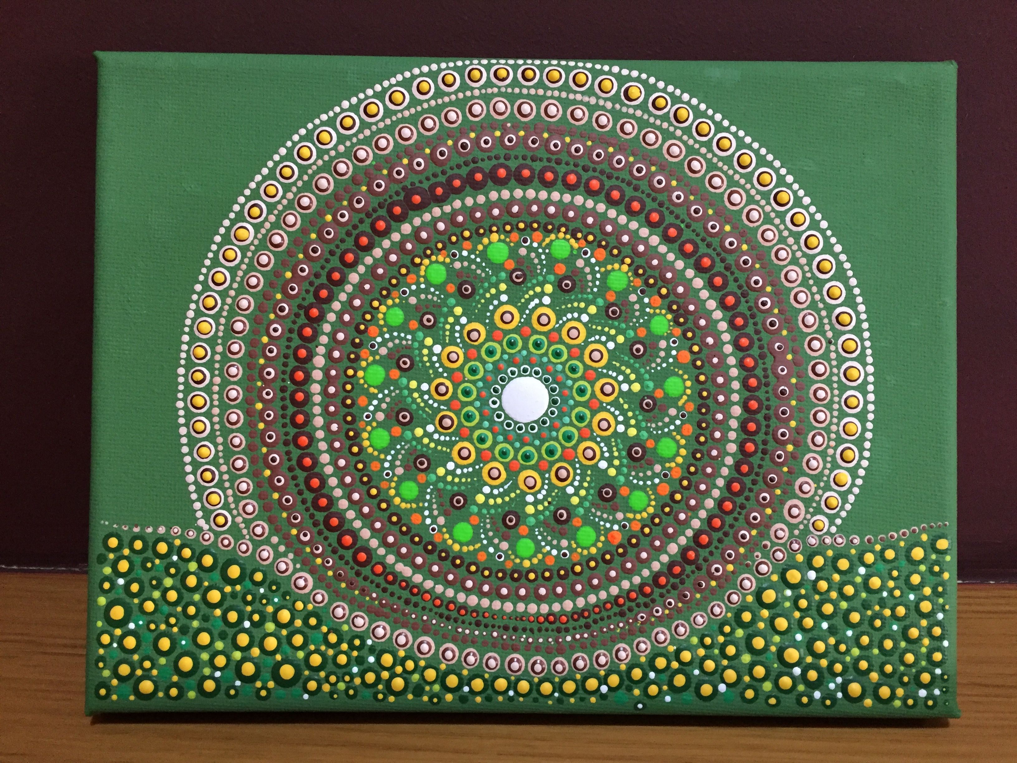 Mandala Dots, Mandala Drawing, Dot Painting, Board Art, Stone Art,