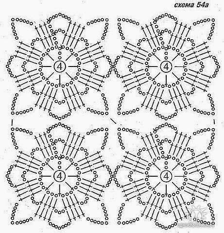 Motivo em squares   muestras   Pinterest   kostenlose Muster ...