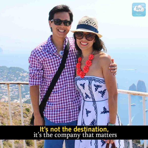 Destination dating website