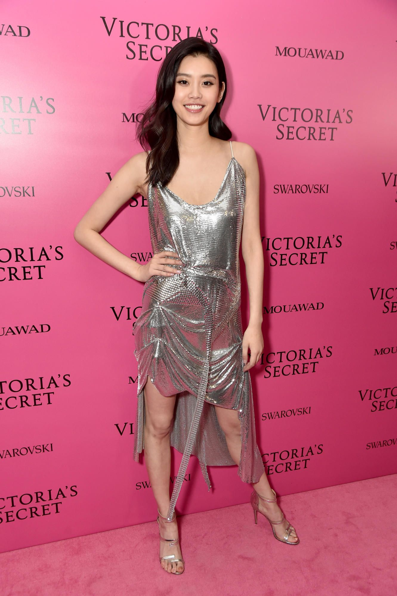Too seemed Asian victoria secret models topless