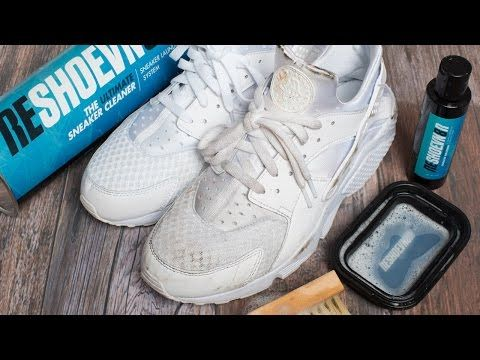 HOW TO USE | Sneakers, White huaraches