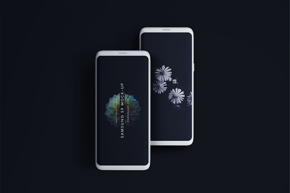 Free download samsung galaxy s9 mockup in psd iphone