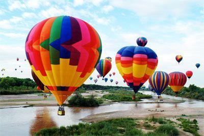 Albuquerque International Balloon Fiesta, New Mexico- a festival of Color | Top Holiday Destinations