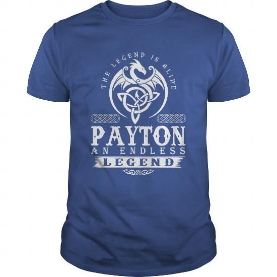The Legend Is Alive PAYTON An Endless Legend T Shirts, Hoodies, Sweatshirts. CHECK PRICE ==► https://www.sunfrog.com/Names/The-Legend-Is-Alive-PAYTON-An-Endless-Legend-Royal-Blue-Guys.html?41382