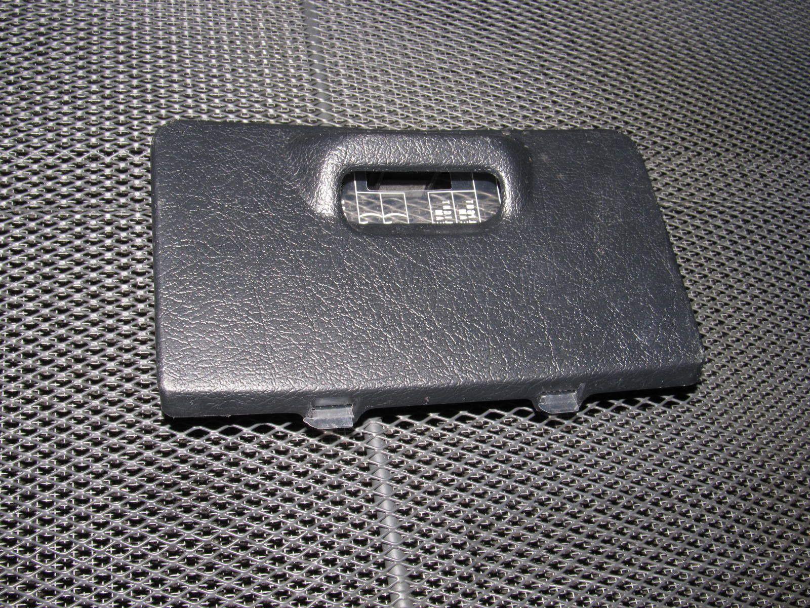94 95 96 97 98 99 00 01 acura integra oem interior fuse box cover [ 1600 x 1200 Pixel ]