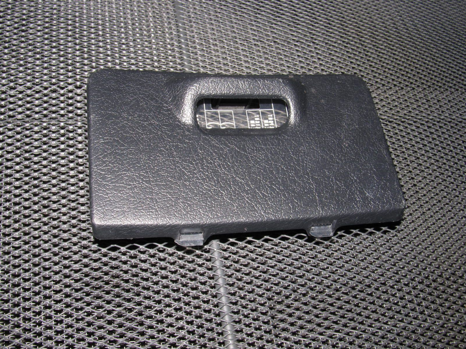 94 95 96 97 98 99 00 01 acura integra oem interior fuse box cover  91 92 93 94 nissan 240sx oem interior fuse box cover autopartone #7