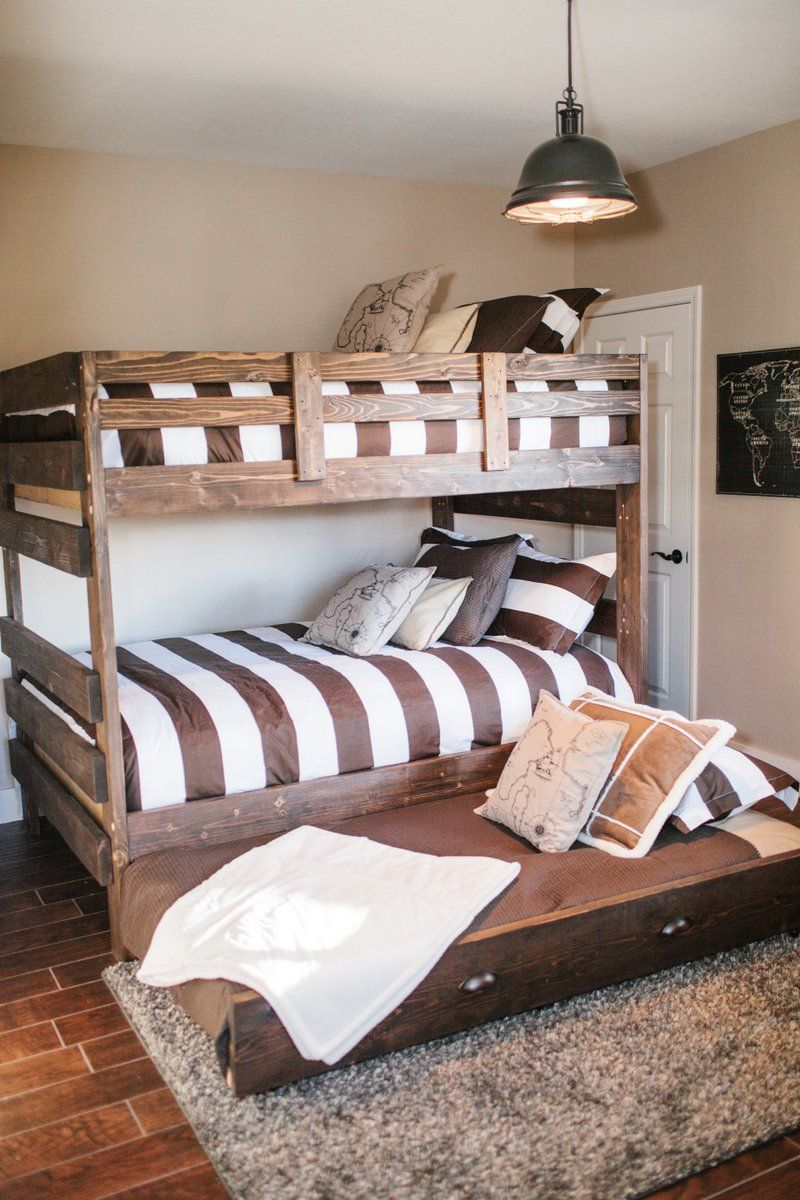Bunk Beds Designs For Kids Rooms: Our Vacation Home In Flagstaff