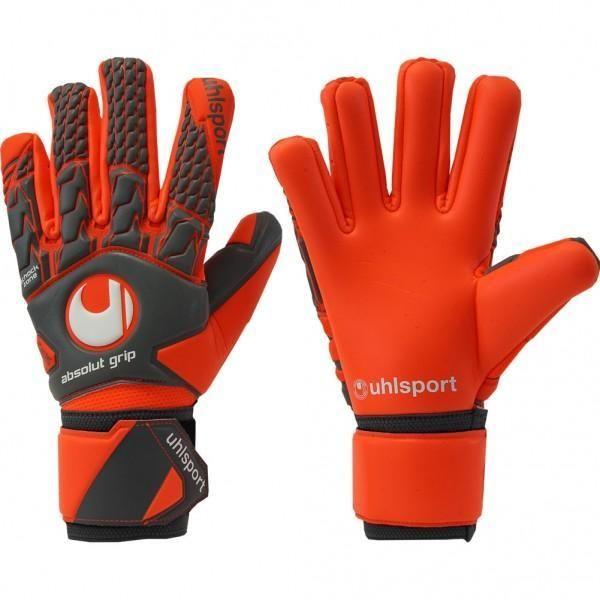 Uhlsport Aerored Absolutgrip HN Goalkeeper Glove  4c70803134507